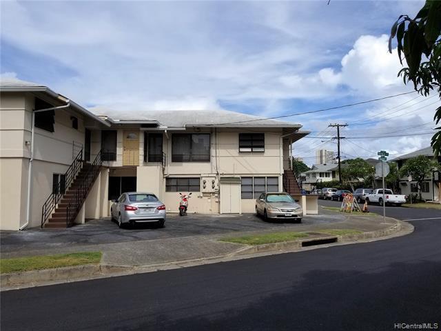 Photo of home for sale at 1704 Nanea Street, Honolulu HI