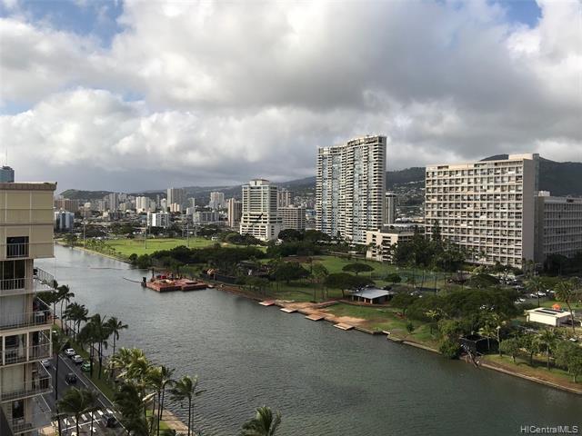Photo of home for sale at 2121 Ala Wai Boulevard, Honolulu HI