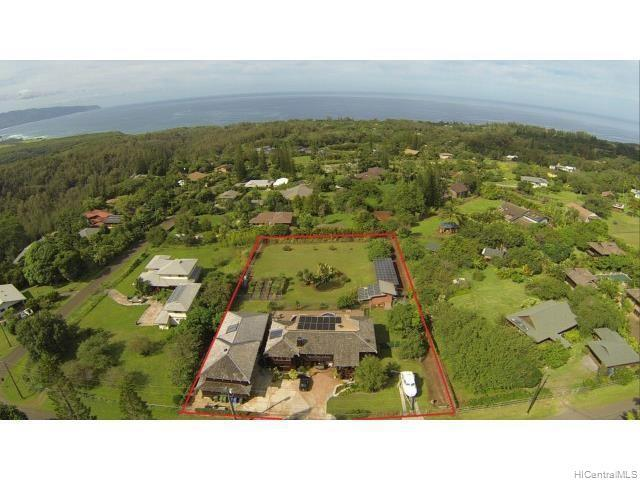 Photo of home for sale at 59-512 Hoalike Road, Haleiwa HI