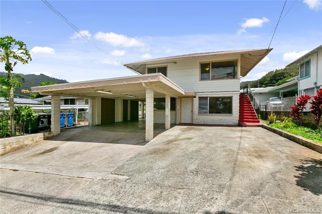 Photo of home for sale at 1586 Machado Street, Honolulu HI