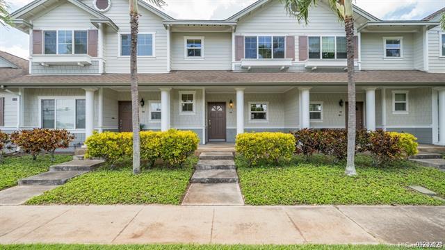 Photo of home for sale at 91-1181 Keoneula Boulevard, Ewa Beach HI
