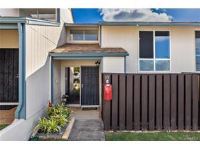Property for sale at 92-972 Panana Street Unit: 15, Kapolei,  Hawaii 96707