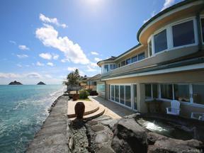 Property for sale at 742 Mokulua Drive, Kailua,  HI 96734