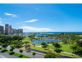 Property for sale at 1388 Ala Moana Boulevard Unit: 8802, Honolulu,  Hawaii 96814