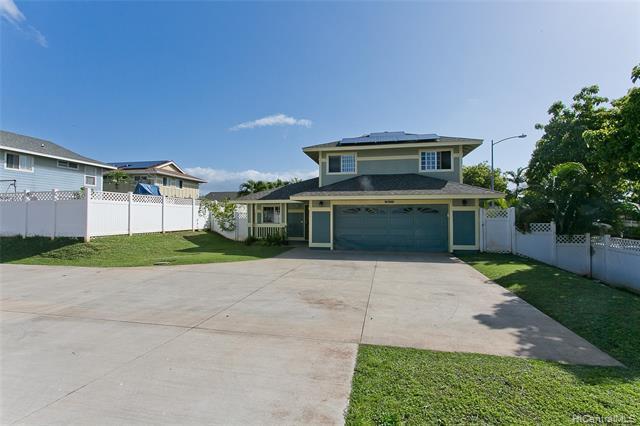 Photo of home for sale at 91-1033 Kawaihuna Street, Kapolei HI