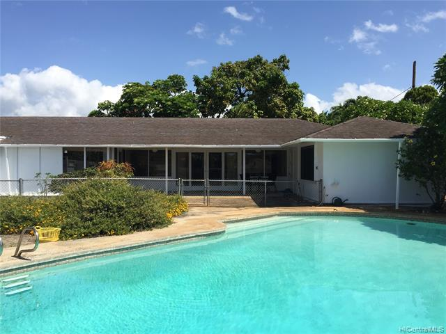 Photo of home for sale at 745 Hunakai Street, Honolulu HI