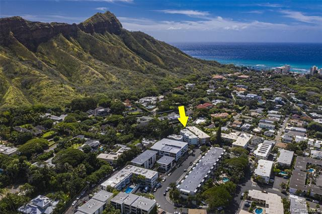 Photo of home for sale at 3061 Pualei Circle, Honolulu HI