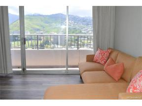 Property for sale at 2825 S King Street Unit: 2504, Honolulu,  Hawaii 96826
