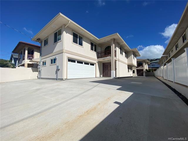 Photo of home for sale at 3810 Noeau Street, Honolulu HI