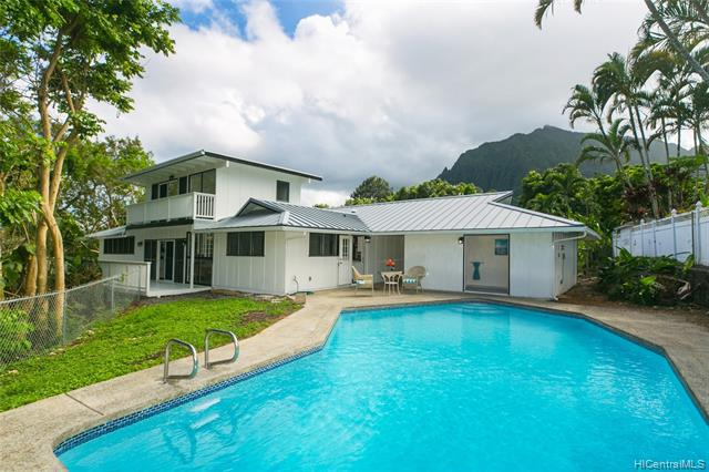 Photo of home for sale at 46-387 Hololio Street, Kaneohe HI