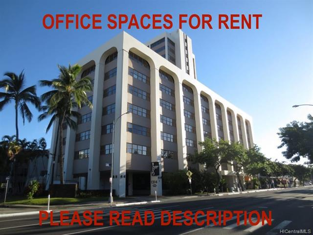 Photo of home for sale at 1314 King Street S, Honolulu HI