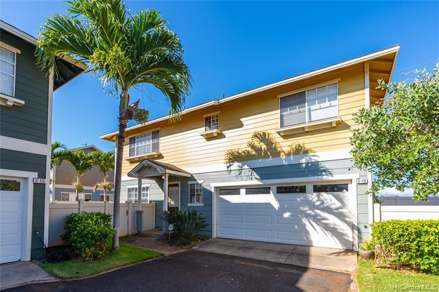 Photo of home for sale at 91-438 Makalea Street, Ewa Beach HI