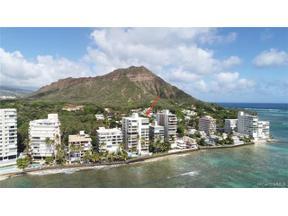 Property for sale at 3003 Kalakaua Avenue Unit: 5A, Honolulu,  Hawaii 96815