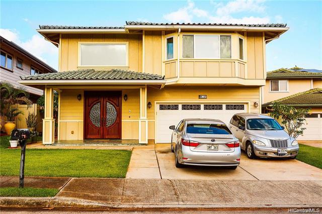 Photo of home for sale at 94-137 Makoa Street, Waipahu HI