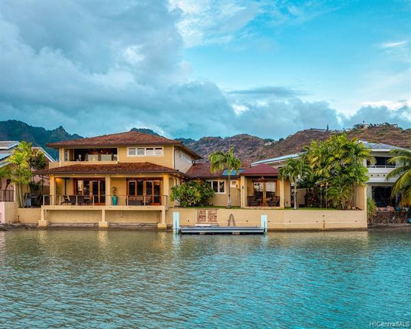 Photo of home for sale at 813 Kumukahi Place, Honolulu HI