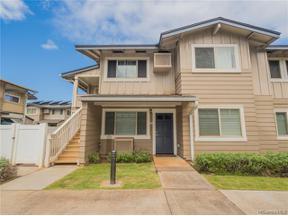 Property for sale at 91-1015 Kamaaha Avenue Unit: 207, Kapolei,  Hawaii 96707