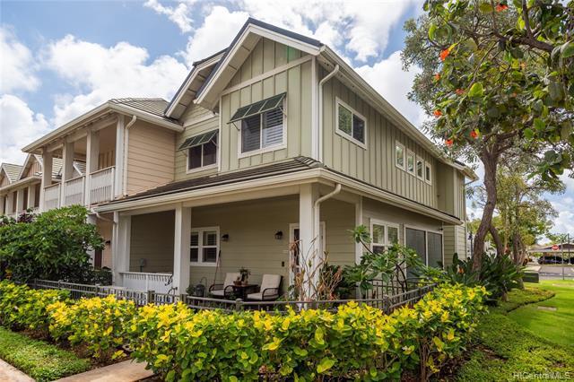 Photo of home for sale at 1155 Kakala Street, Kapolei HI