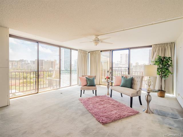Photo of home for sale at 2444 Hihiwai Street, Honolulu HI