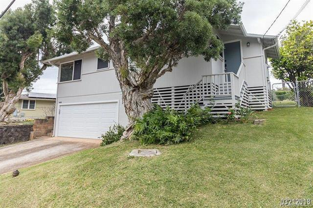 Photo of home for sale at 44-145 Mikiola Drive, Kaneohe HI