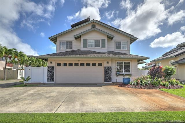 Photo of home for sale at 361 Ainahou Street, Honolulu HI