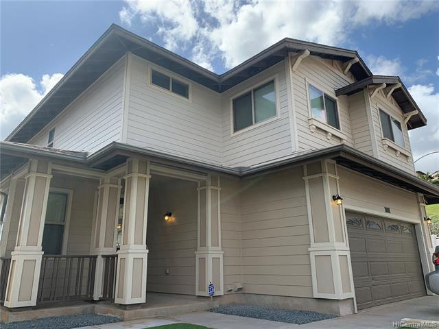Photo of home for sale at 92-744 Kuhoho Place, Kapolei HI