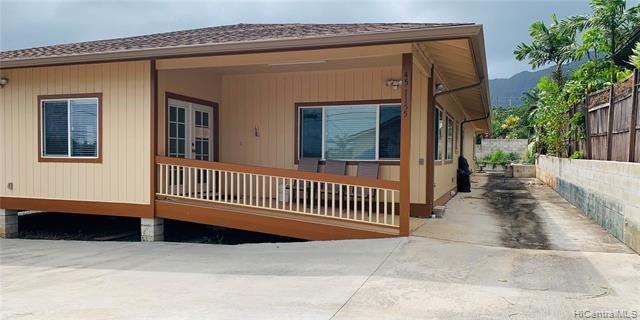 Photo of home for sale at 45-1155 Haleloke Place, Kaneohe HI