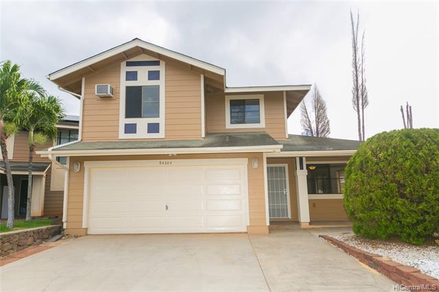 Photo of home for sale at 94-504 Meaaina Place, Waipahu HI