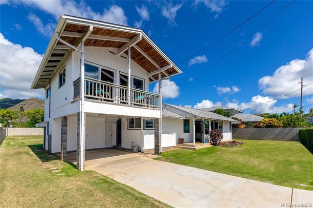Photo of home for sale at 6158 Summer Street, Honolulu HI