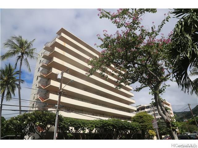 Photo of home for sale at 1710 Makiki Street, Honolulu HI