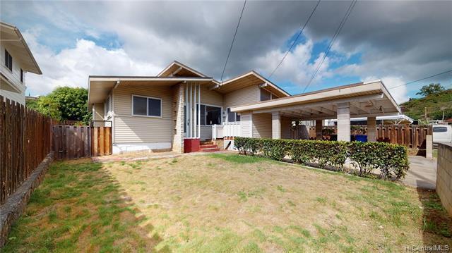 Photo of home for sale at 98-388 Pono Street, Aiea HI