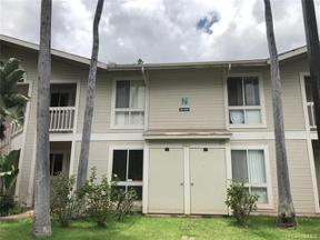 Property for sale at 94-616 Lumiaina Streets Unit: N103, Waipahu,  Hawaii 96797