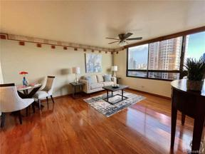 Property for sale at 876 Curtis Street Unit: 2502, Honolulu,  Hawaii 96813