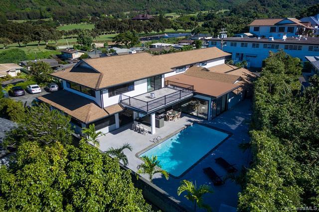 Photo of home for sale at 13 Ahipuu Street, Honolulu HI