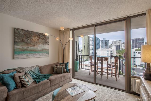 Photo of home for sale at 1201 Wilder Avenue, Honolulu HI