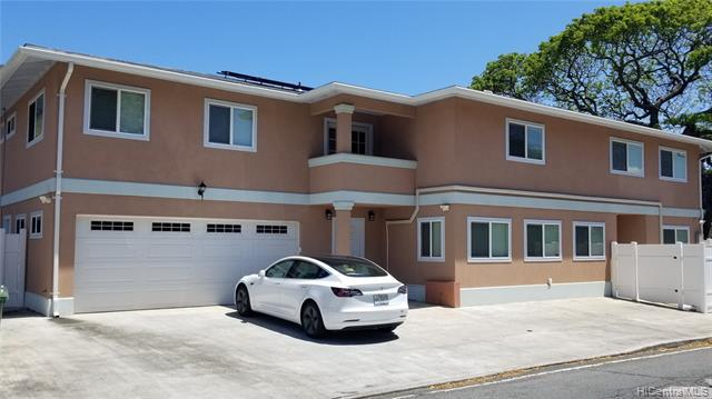 Photo of home for sale at 1819 Pacific Hts Road, Honolulu HI