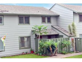 Property for sale at 92-1237 Panana Street Unit: 35, Kapolei,  Hawaii 96707