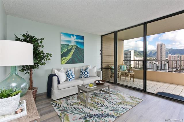 Photo of home for sale at 2121 Ala Wai Boulevard, Honolulu HI