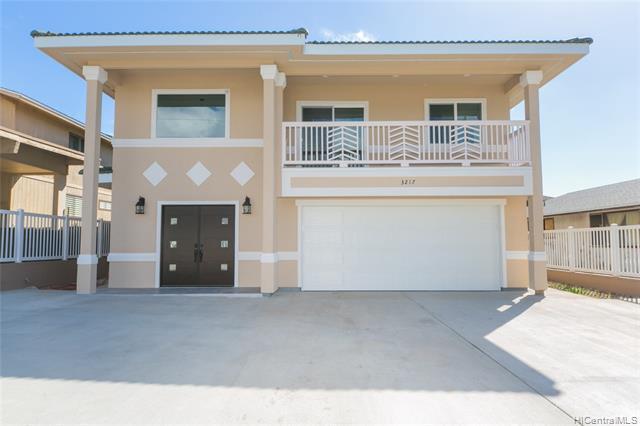 Photo of home for sale at 3217 Brokaw Street, Honolulu HI