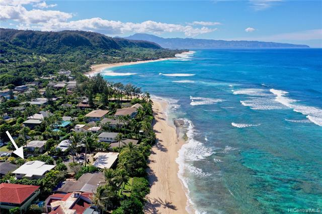 Photo of home for sale at 59-006 Holawa Place, Haleiwa HI