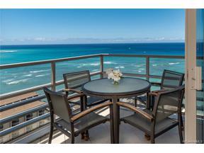 Property for sale at 223 Saratoga Road Unit: 2810, Honolulu,  Hawaii 96815