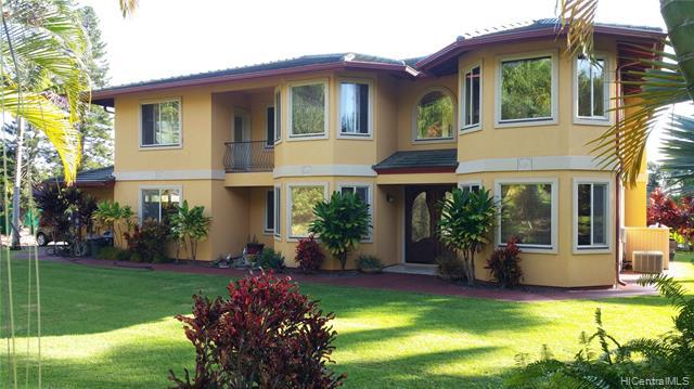 Photo of home for sale at 580 Anekona Street, Wailuku HI