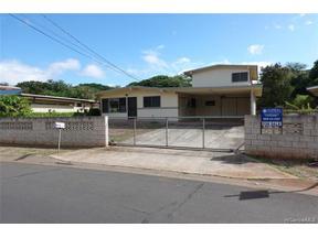 Property for sale at 94-584 Awamoi Street, Waipahu,  Hawaii 96797