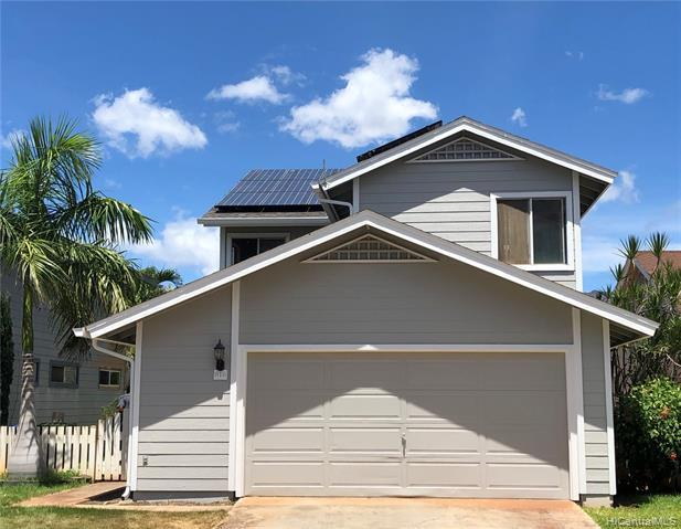 Photo of home for sale at 87-816 Helekula Way, Waianae HI