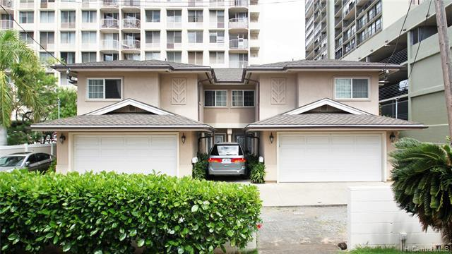 Photo of home for sale at 1550 Davenport Place, Honolulu HI
