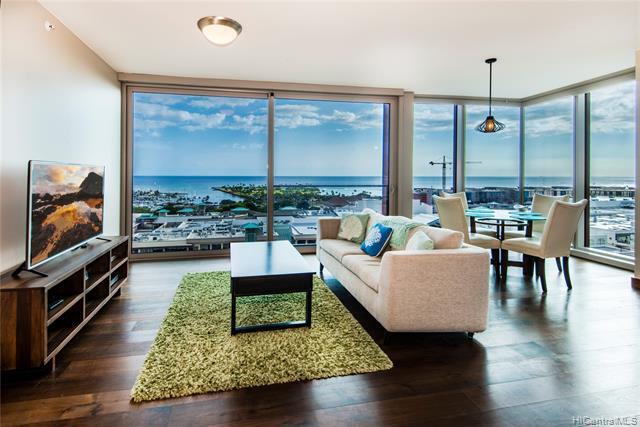 Photo of home for sale at 1555 Kapiolani Boulevard, Honolulu HI