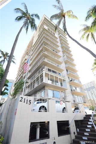 Photo of home for sale at 2115 Ala Wai Boulevard, Honolulu HI