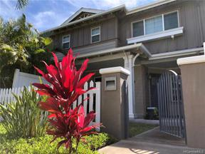 Property for sale at 91-2073 Kaioli Street Unit: 803, Ewa Beach,  Hawaii 96706