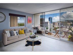 Property for sale at 400 Hobron Lane Unit: 2402, Honolulu,  Hawaii 96815