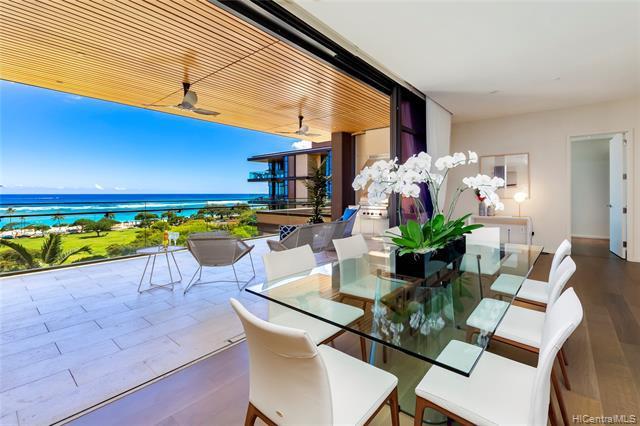 Photo of home for sale at 1388 Ala Moana Boulevard, Honolulu HI