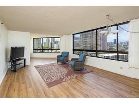 Property for sale at 2499 Kapiolani Boulevard Unit: 708, Honolulu,  Hawaii 96826